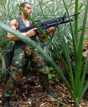 DUTCH on the hunt - Predator - Egli