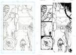 NOVA619 #30 Sunrise Page 4 - Miranda - Egli - Inks by SurfTiki