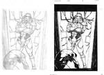 NOVA619 #30 Sunrise Page14 - Miranda - Egli - Inks by SurfTiki