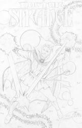 Dr. Strange Pencils - Sinnott - Egli -