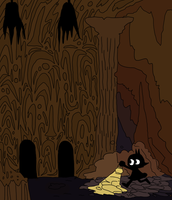 dungeon by sheepherds