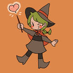 the potluck witch