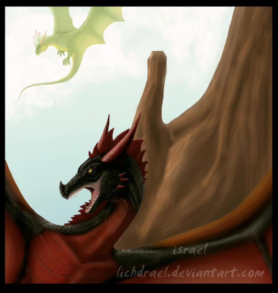 W-Razor y W-Quetzal by lichdrael