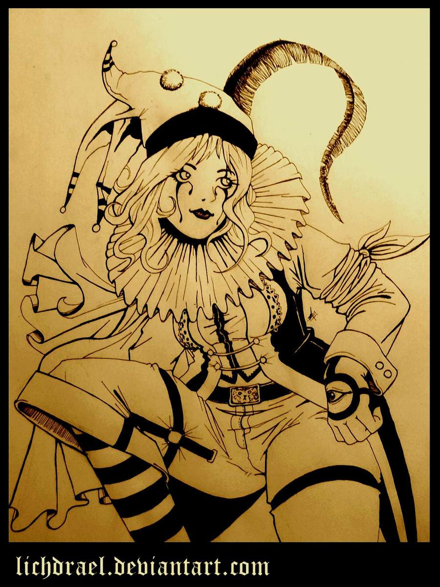 dama by lichdrael
