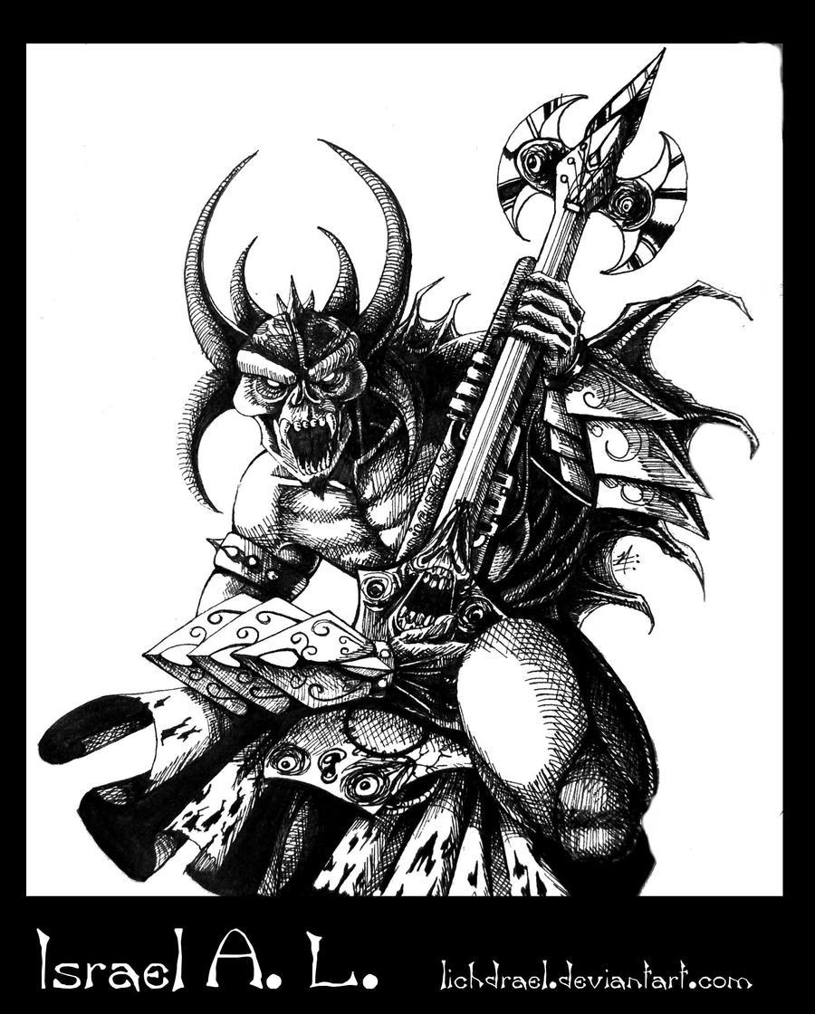 metal by lichdrael