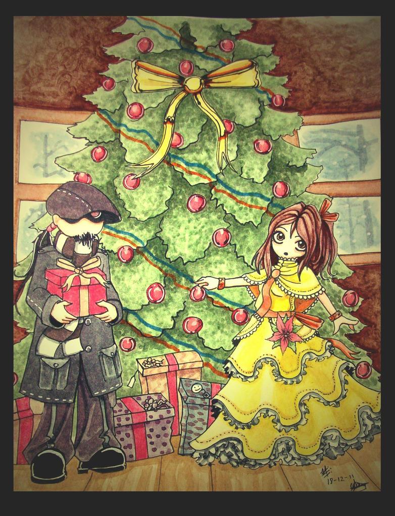 Navidad by lichdrael