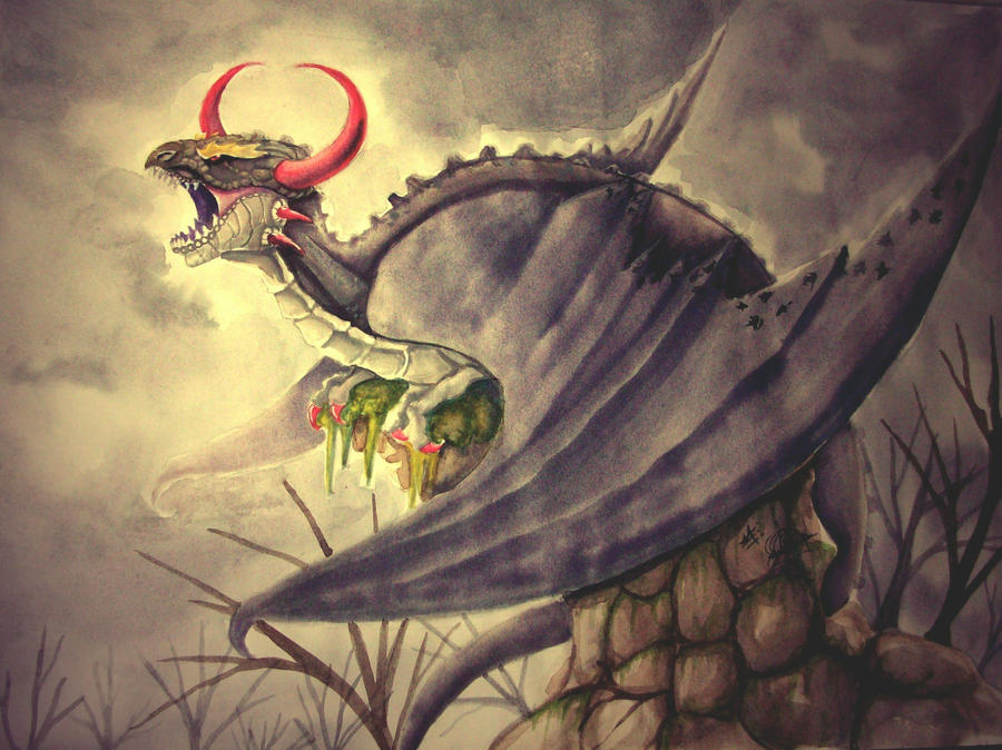 GRAN REYDO by lichdrael