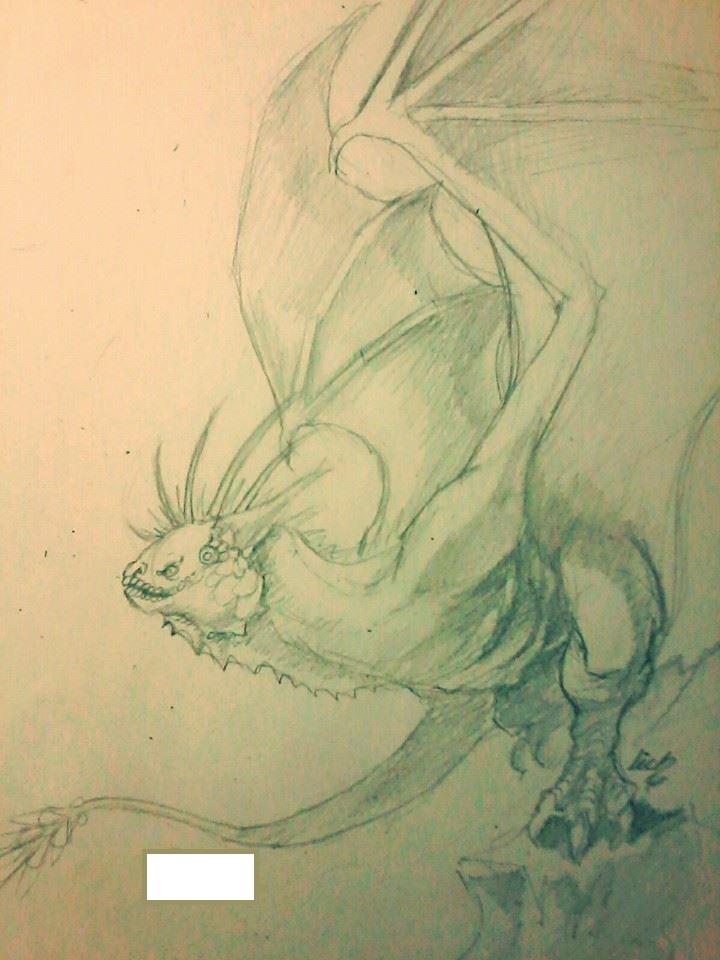 Wyvern Quetzal by lichdrael