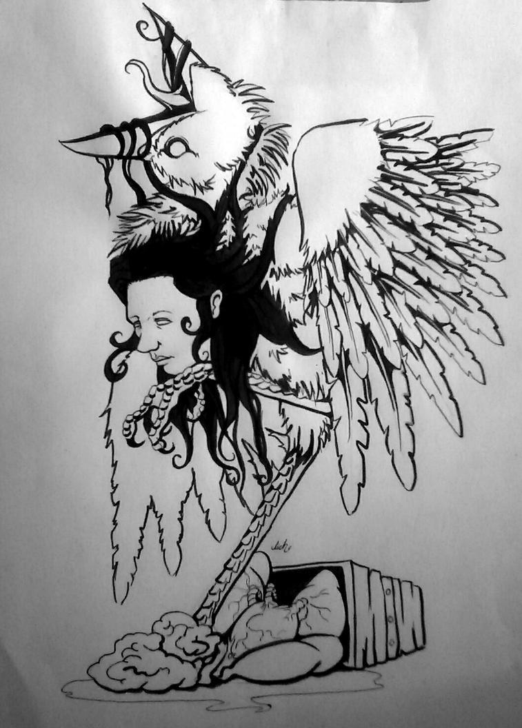 Voladora by lichdrael