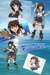 Fubuki Collage