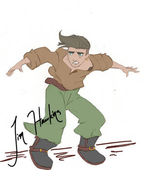If You Watched Treasure Planet...