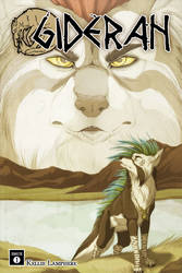 Giderah Issue One Cover by Plaguedog