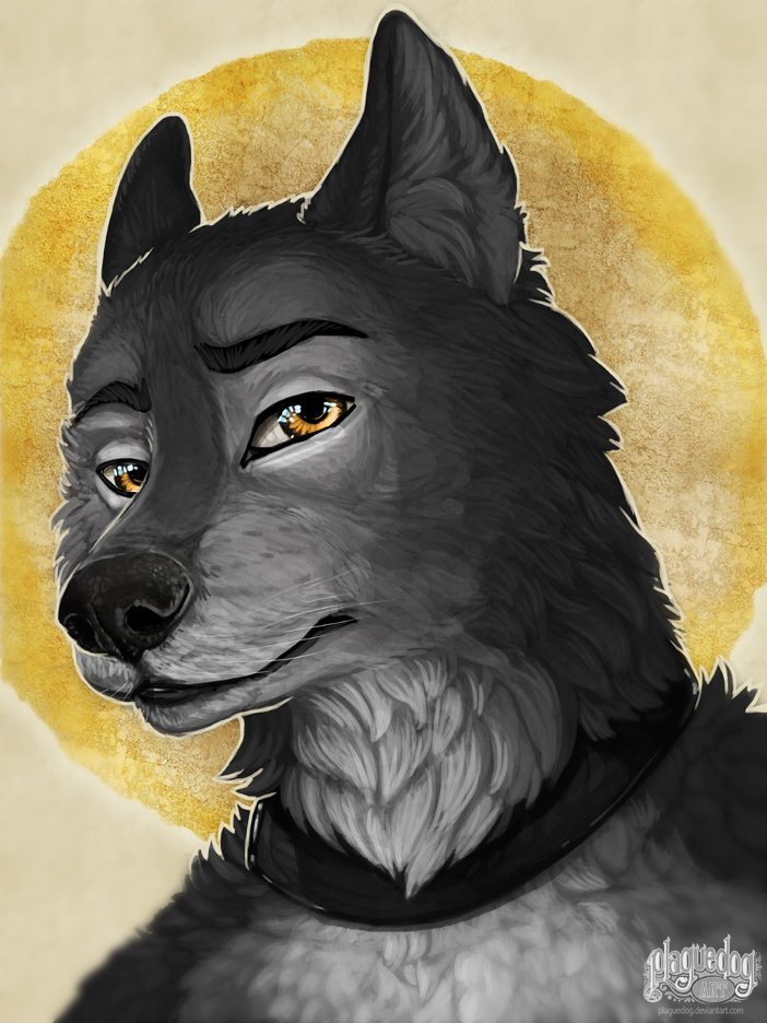 Iron Artist 023 - Growlph by Plaguedog