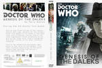 Doctor Who Genesis of the Daleks DVD Cover