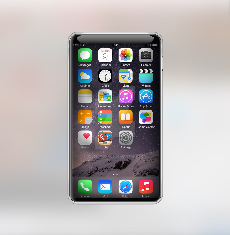 iPhone 7 Concept by studiomonroe