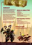 My Resume, Profile