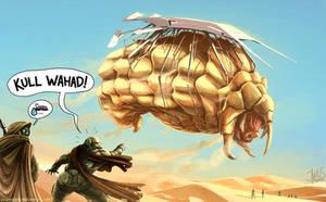 Dune fanart - Kull Wahad!
