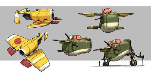 Some Random Aircraft 2