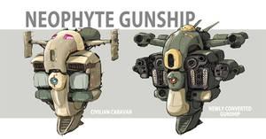 Neophyte Gunship