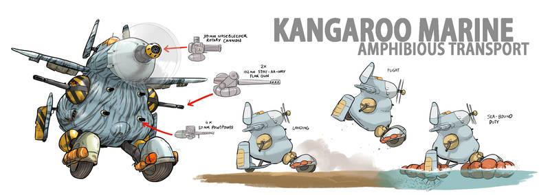 Kangaroo Marine Transport