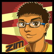 ZIM avatar by clyder