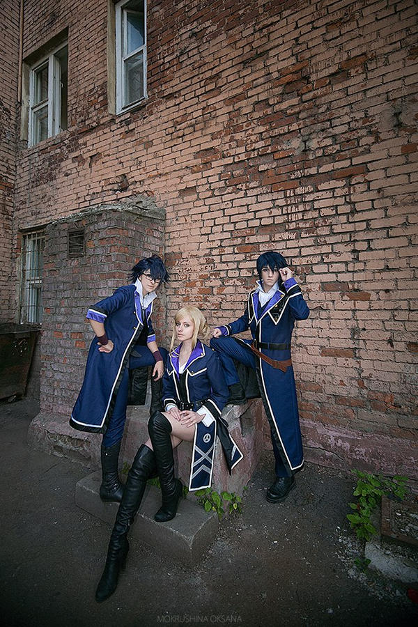 K Project - Scepter4