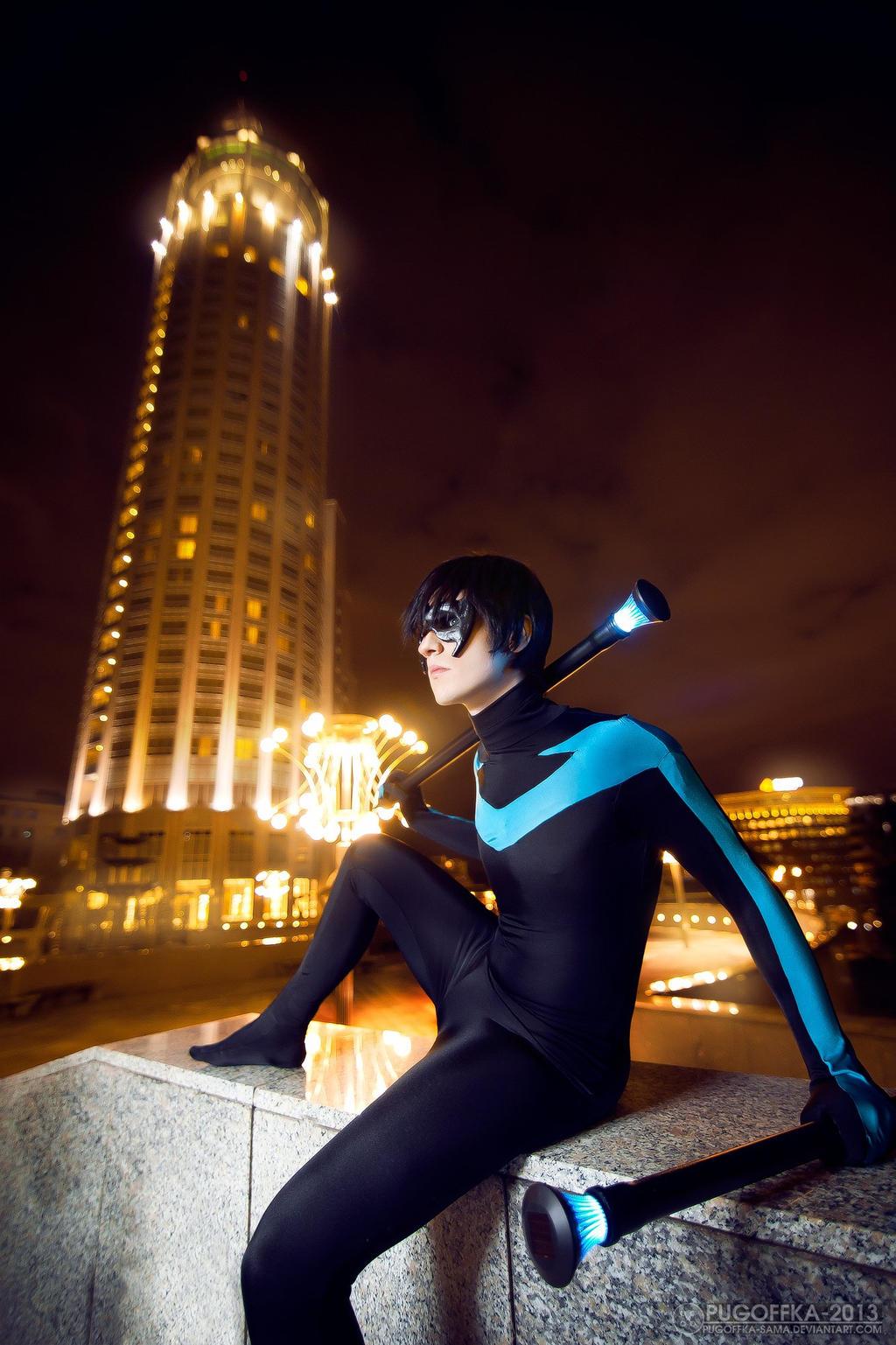Nightwing by AmethystPrince