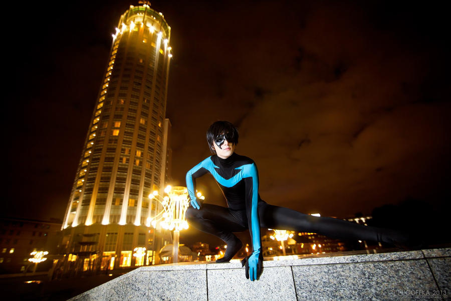 Nightwing 3 by AmethystPrince