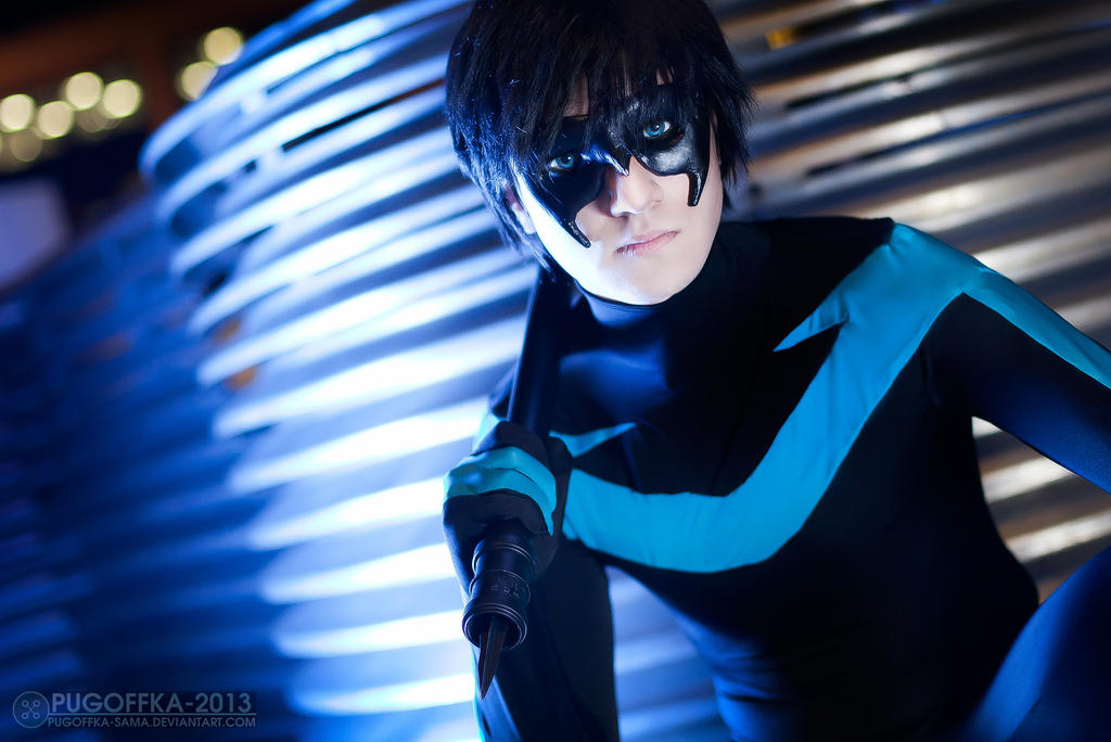 Nightwing 4 by AmethystPrince
