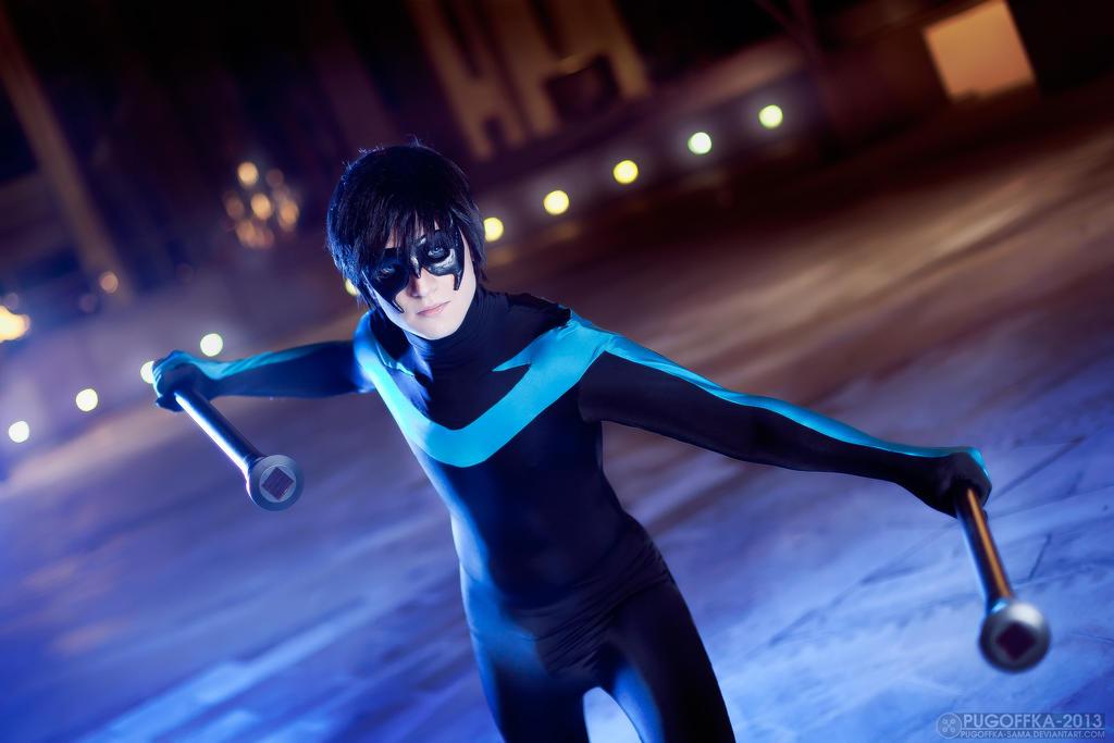 Nightwing 5 by AmethystPrince