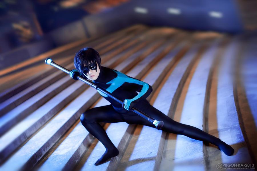 Nightwing 6 by AmethystPrince