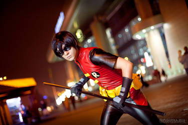 Young Justice - Robin