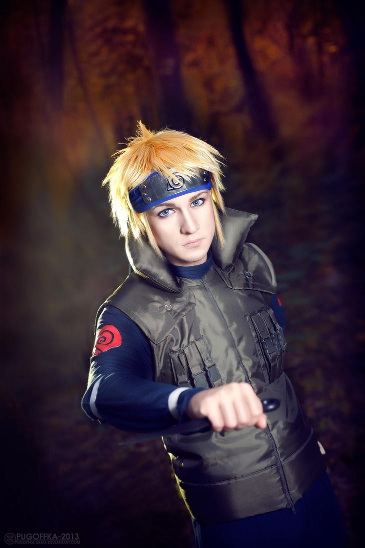 Naruto Shippuden - Minato Namikaze by AmethystPrince