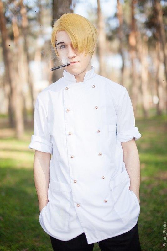 Sanji_ Cook by AmethystPrince