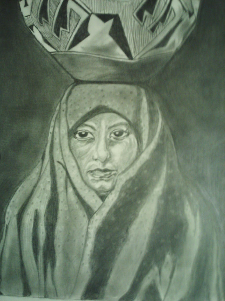 market girl by desertdogg2006