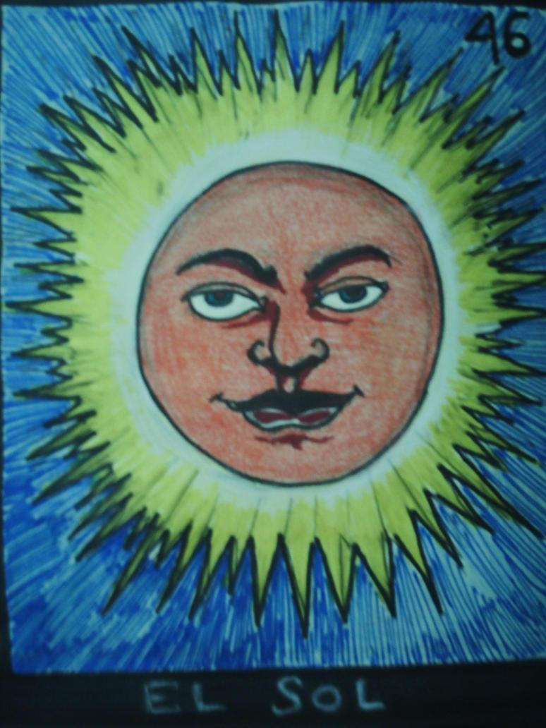 el sol by desertdogg2006