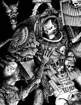 W40K - Thou Shalt Kill