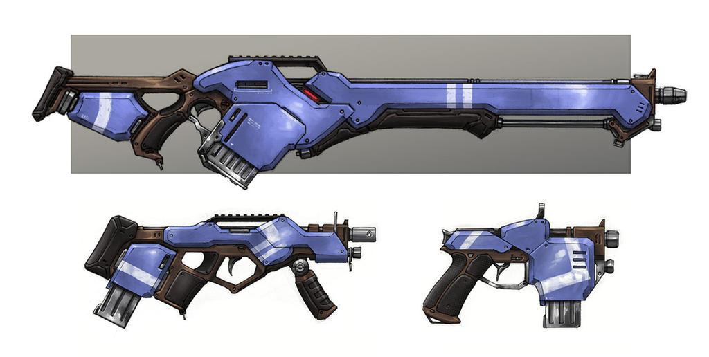 Firearms by Zerahoc