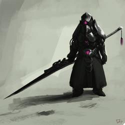 Knight - speedpaint