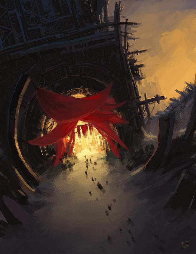 Wreck by Zerahoc