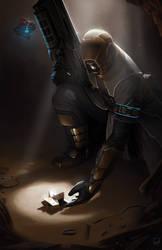 Destiny: Ghosts by Zerahoc