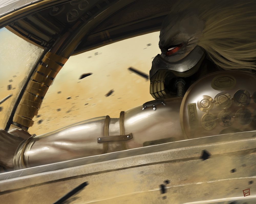 Immortan by Zerahoc