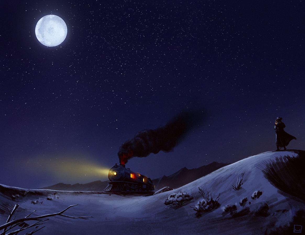 DnD - Night Train