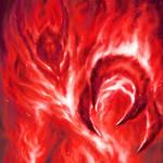 DnD - Corrupted Fire Elemental
