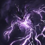 DnD - Lesser Storm Elemental