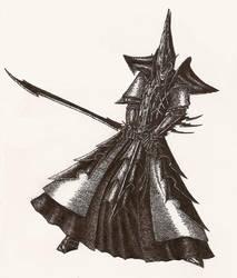 Druchii Warrior