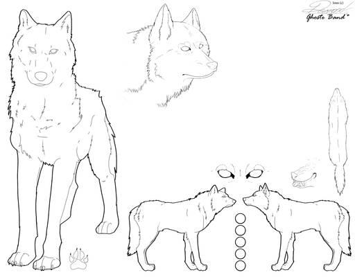 Free wolf ref