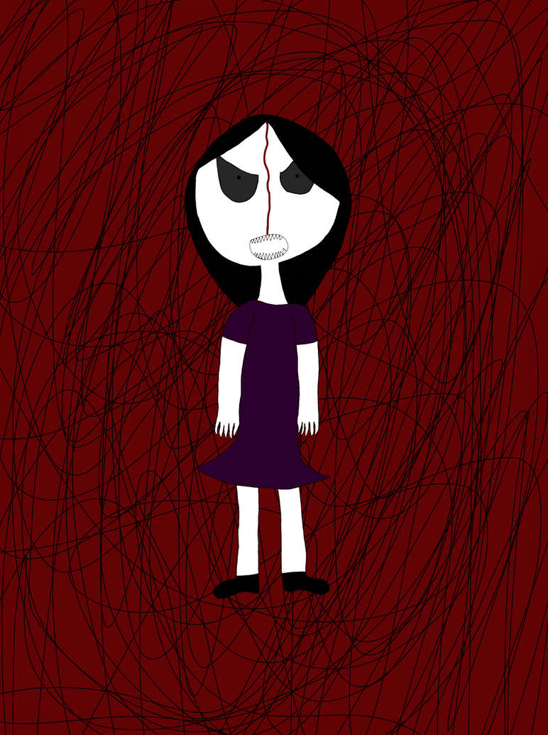 Little Lizzy (Rage Mode) by DarkEye5000