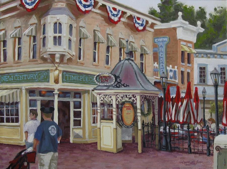 Disney Main St by RyanXR1