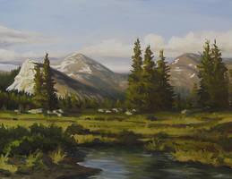 Tuolumne Meadows by RyanXR1